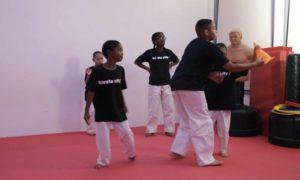 Kids Karate lessons Midtown West Karate City