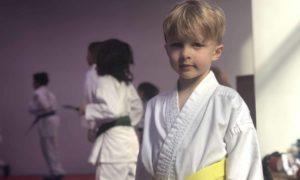 Kids Karate NYC Karate City