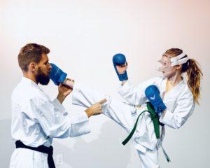 Martial Arts UWS Igor Dyachenko